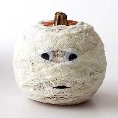 Mummy-Pumpkin