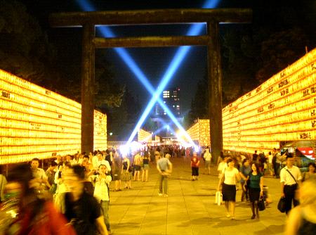 みたままつり靖国神社
