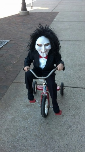 Jigsaw-costume